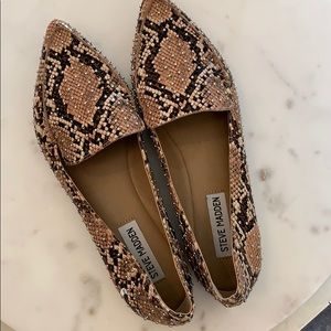 Steve Madden Shoes - Steve Madden Feather Studded Loafer